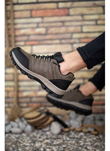 Riccon Vizon Erkek Trekking Ayakkabı 0012X5 Vizon